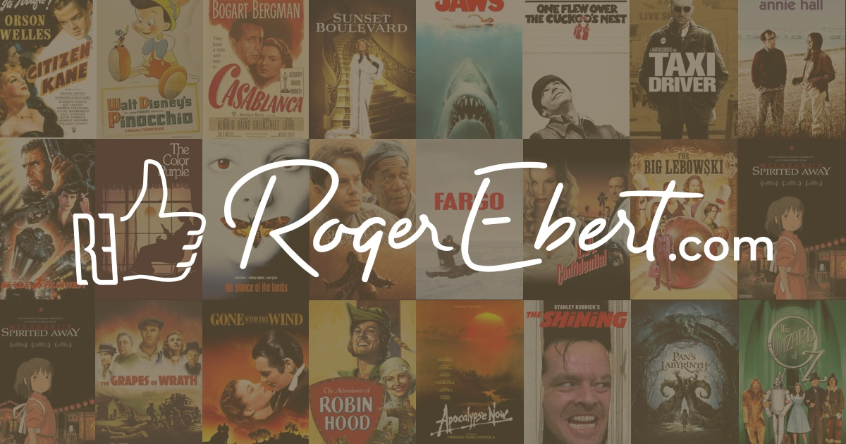 Movie Reviews And Ratings By Film Critic Roger Ebert Roger Ebert